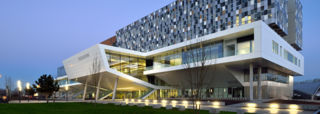 Dans les locaux de KEDGE Business School Bordeaux - KEDGE